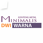 Minimalis Dwi Warna